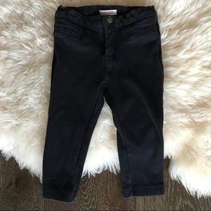 4/$20 Joe fresh black skinny pants